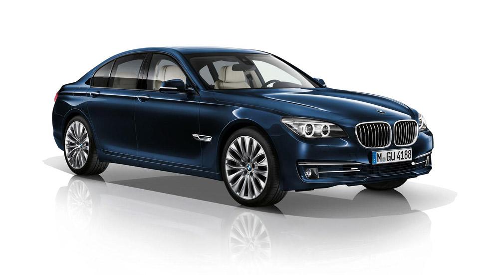 BMW Serie 7 Exclusive Edition, lujo al poder