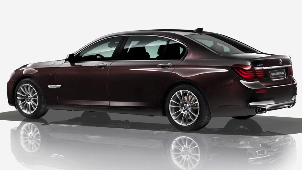 BMW Serie 7 Horse Edition, ¡feliz año chino del caballo!