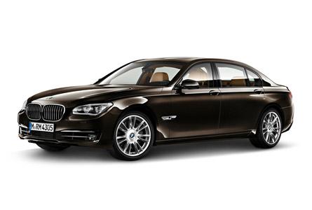 BMW Serie 7 Individual Final Edition, una primera despedida