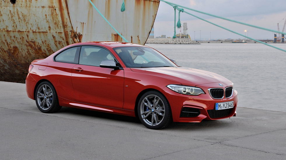 BMW Serie 2, pequeño gran coupé