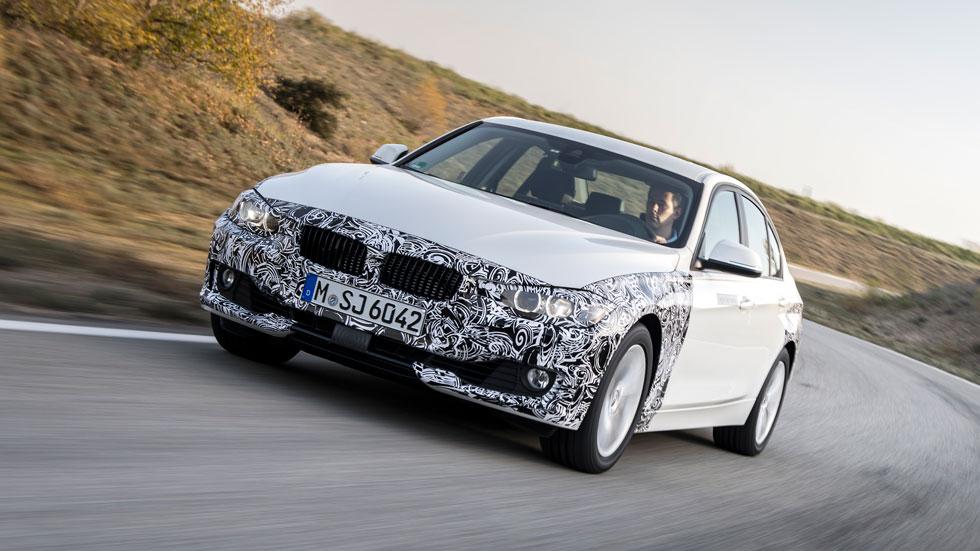 Primera prueba: BMW Serie 3 híbrido enchufable, más listo que ninguno