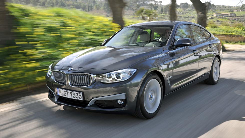 Contacto: BMW Serie 3 Gran Turismo, nueva carrocería