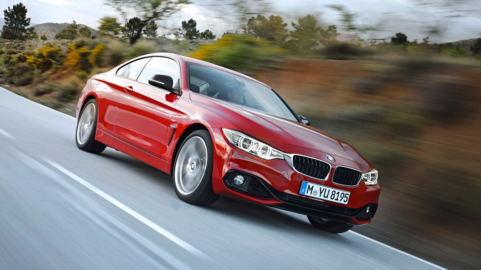 Precios del nuevo BMW Serie 4
