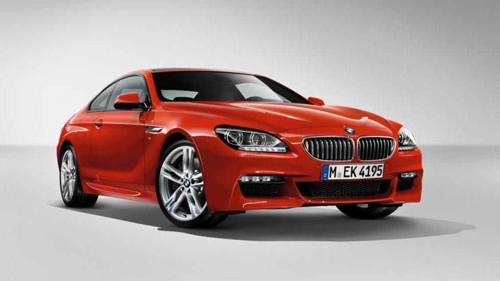 BMW Serie 6 M Sport Edition, más pimienta deportiva