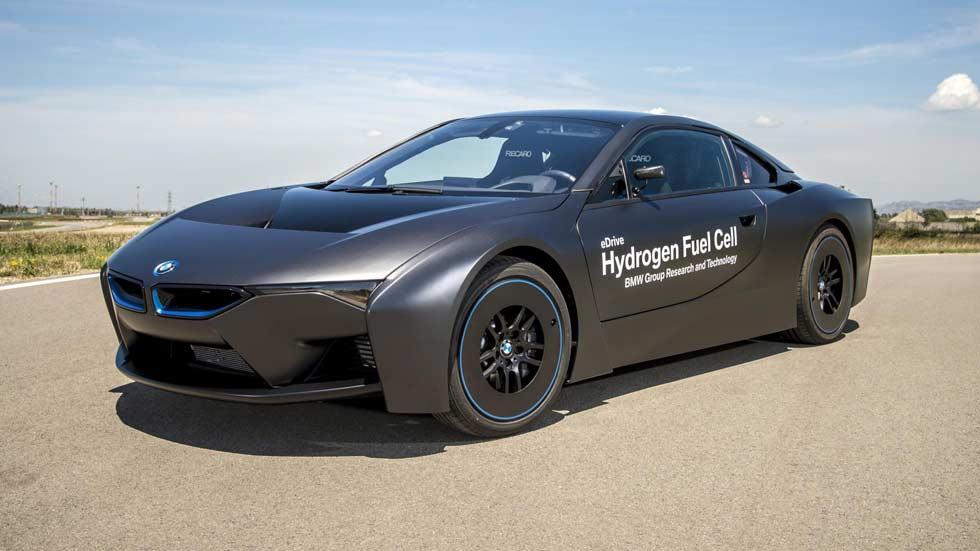 BMW y sus sistemas de propulsión del futuro