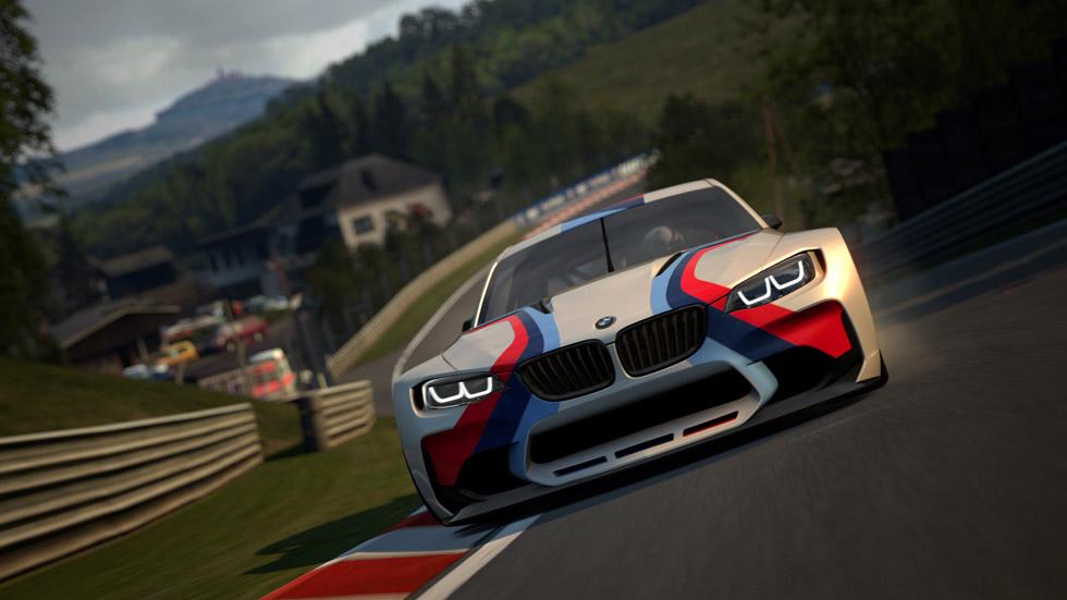 BMW Vision Gran Turismo, un M2 brutal para PlayStation