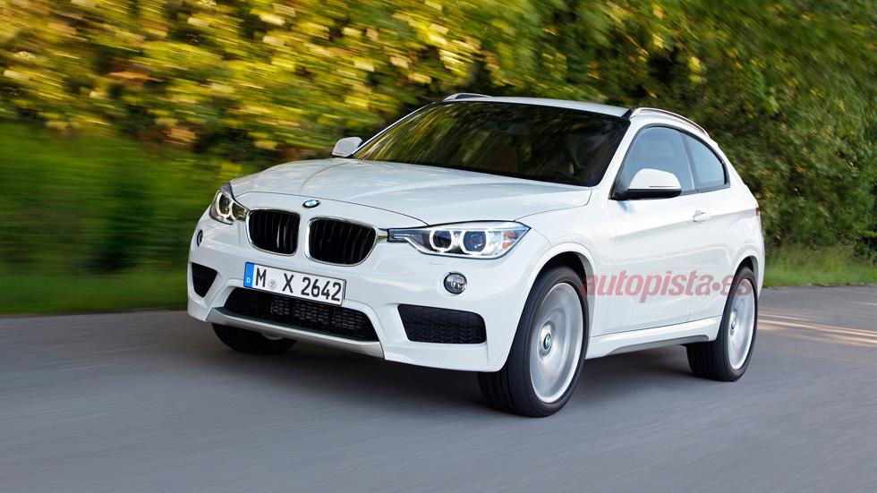 Así serán los futuros todo terrenos de BMW