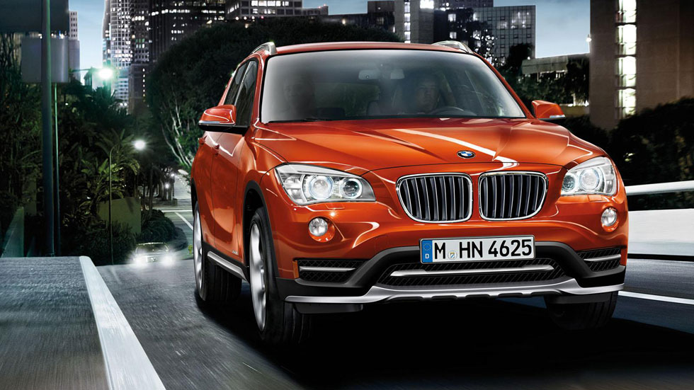 BMW X1, actualización para la primavera de 2014