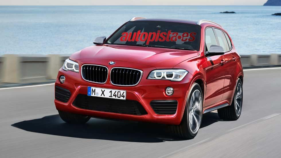 BMW X1: nueva generación, casi a punto