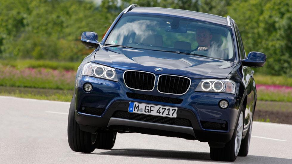 BMW X3: el más fiable entre los SUV's y los todoterrenos