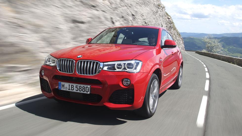 Prueba: BMW X4 35i XDrive, expediente X