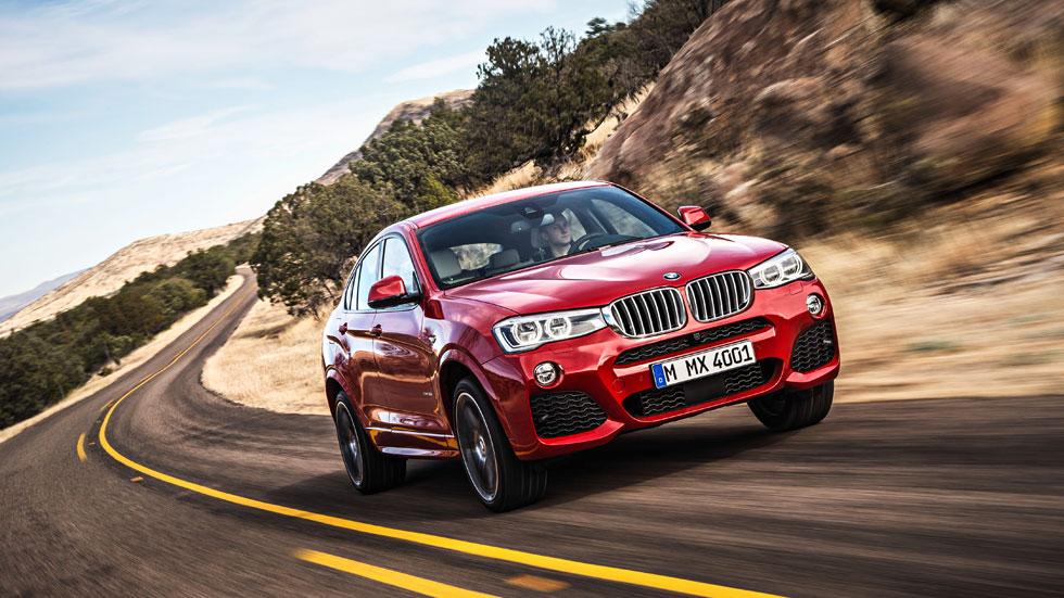 Los BMW X4 y BMW X3, ya tienen precio para España