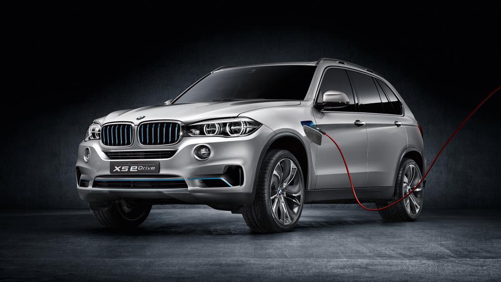 BMW X5 eDrive, SUV híbrido de 3,8 l/100 km
