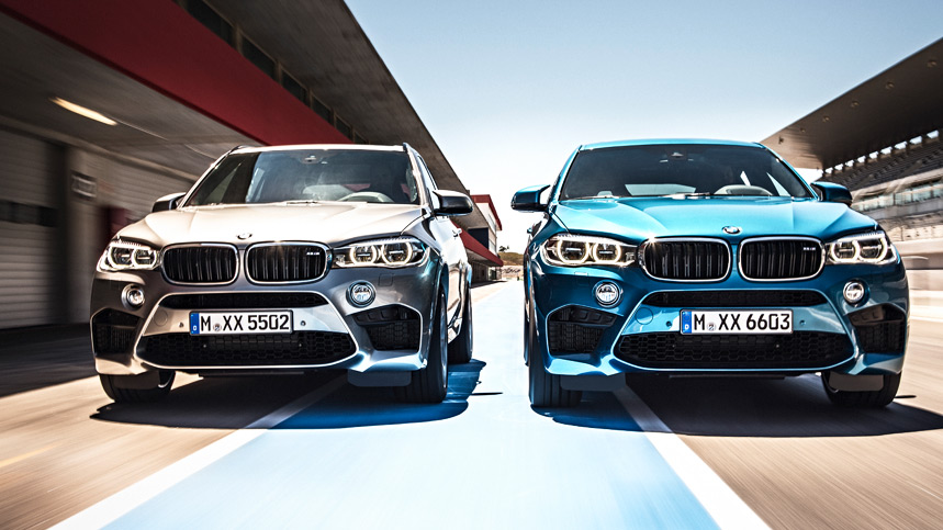 Nuevos BMW X5 M y X6 M, las apisonadoras deportivas ya tienen precio