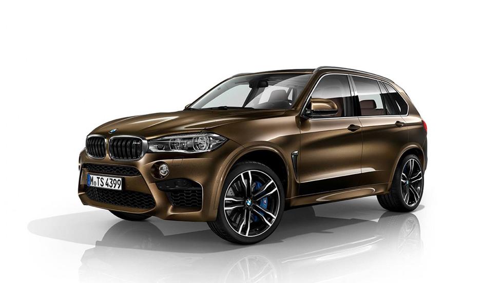 BMW X5 M y X 6 M Individual, la deportividad más fuerte y personal