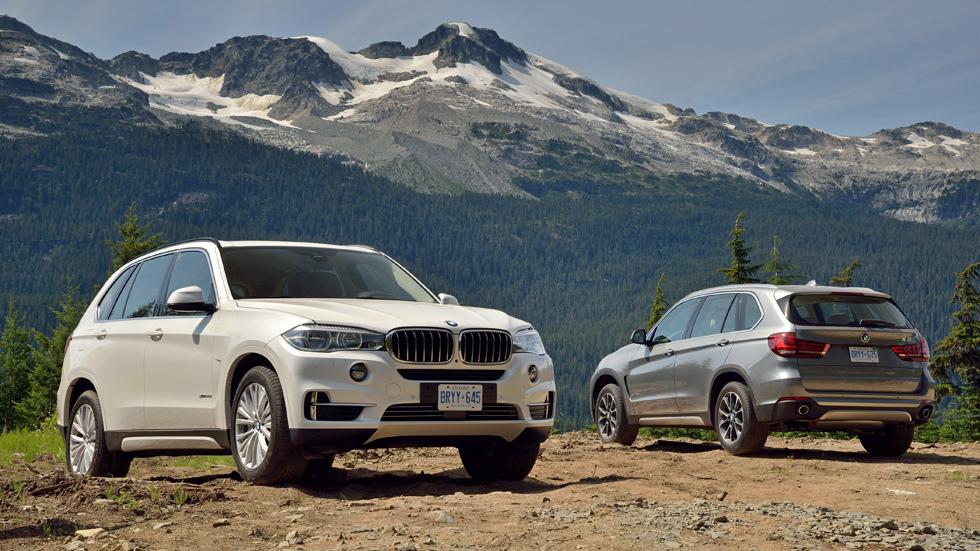BMW X5 2014, paso a la tercera generación