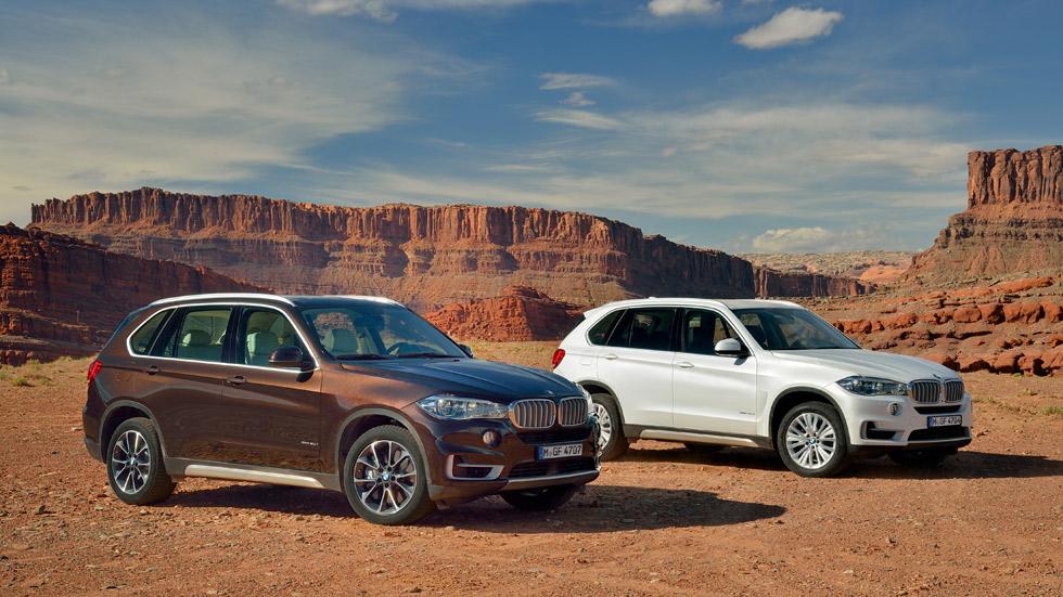 BMW X5 sDrive 25d, llega el dos ruedas motrices
