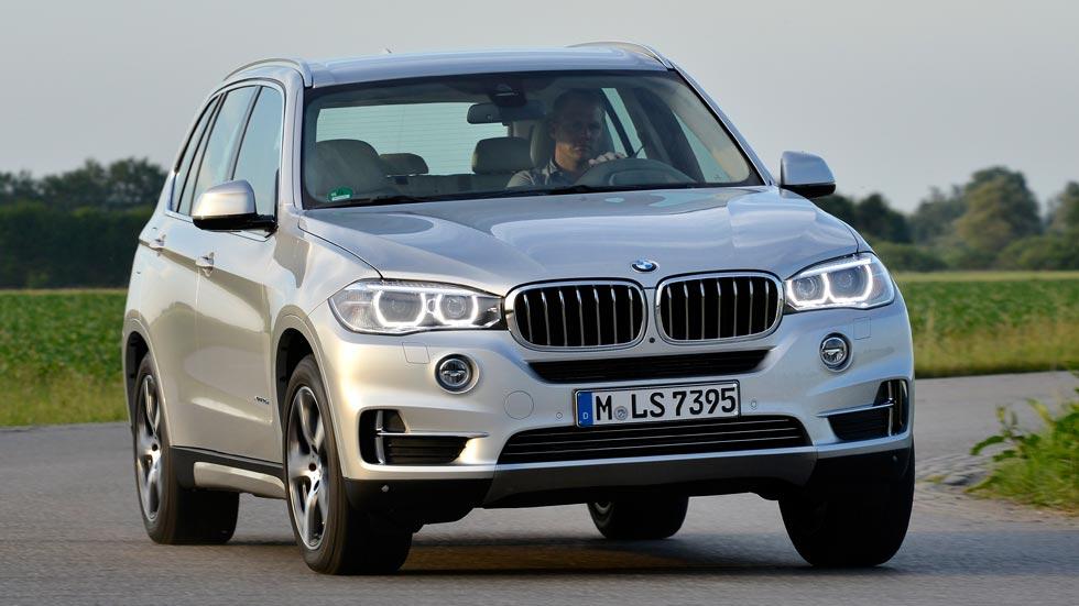 Primera prueba y precio del BMW X5 xDrive 40e