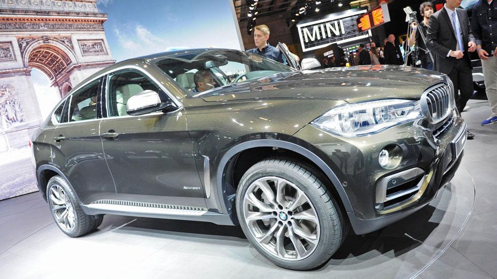 Nuevo BMW X6 2015, precios para España