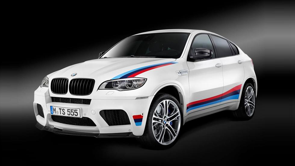 BMW X6 M Design Edition, un SUV con solera