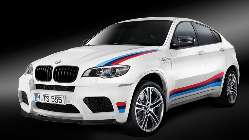 BMW X6 M Design Edition, el carácter más radical del SUV