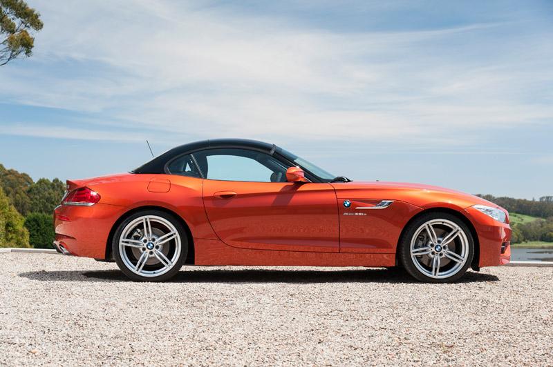 Nuevo BMW Z4, más atractivo y personalizable