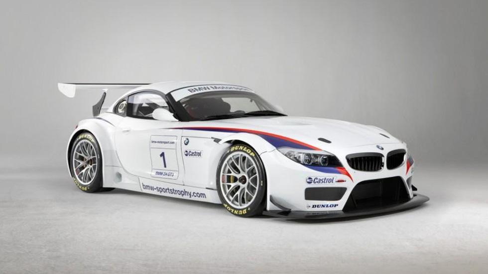 BMW Z4 GTE, el sustituto del M3 para American Le Mans Series