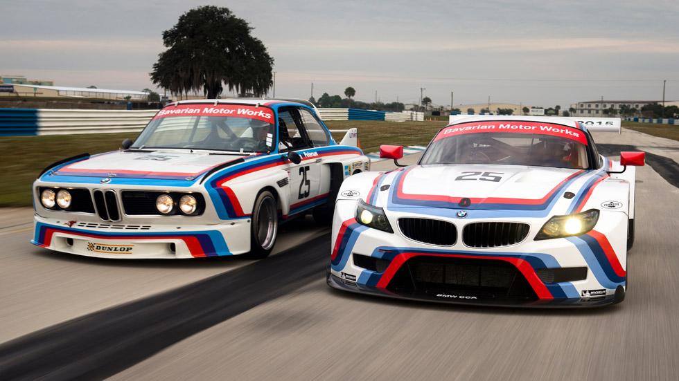 BMW Z4 GTLM, para las 12 Horas de Sebring con un guiño muy especial