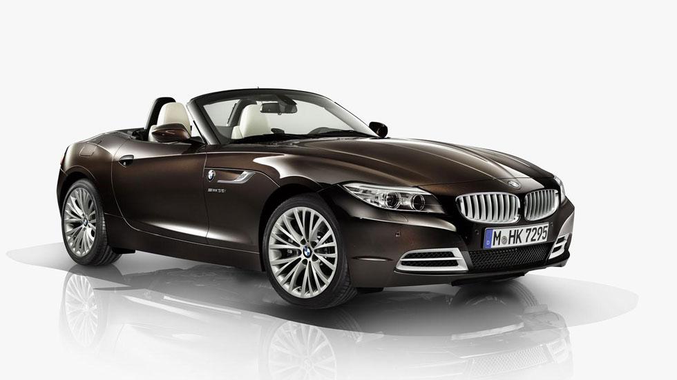 BMW Z4 Pure Fusion Design, más elegancia interior
