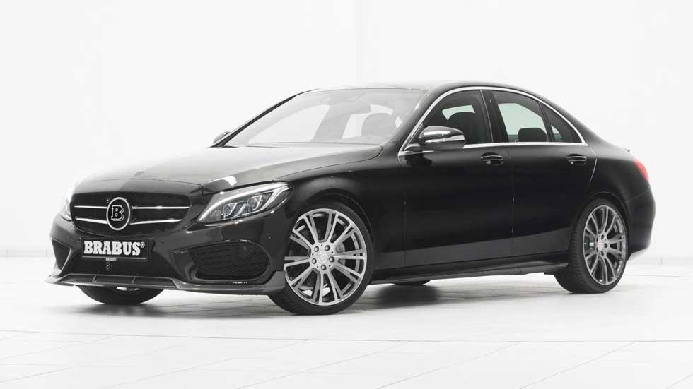 Mercedes Clase C AMG Line, con más vida gracias a Brabus