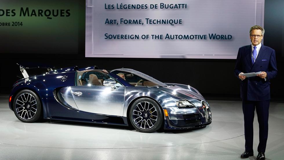 "Bugatti Veyron 16.4 Grand Sport Vitesse ""Ettore Bugatti"""