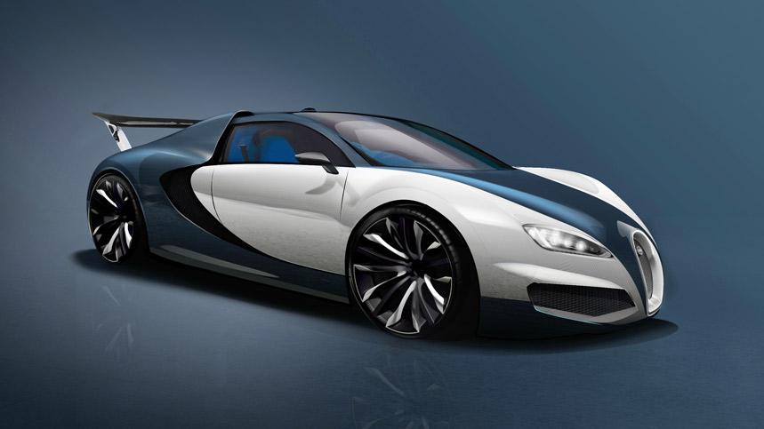 El sustituto del Bugatti Veyron: casi 1.500 CV y 460 km/h