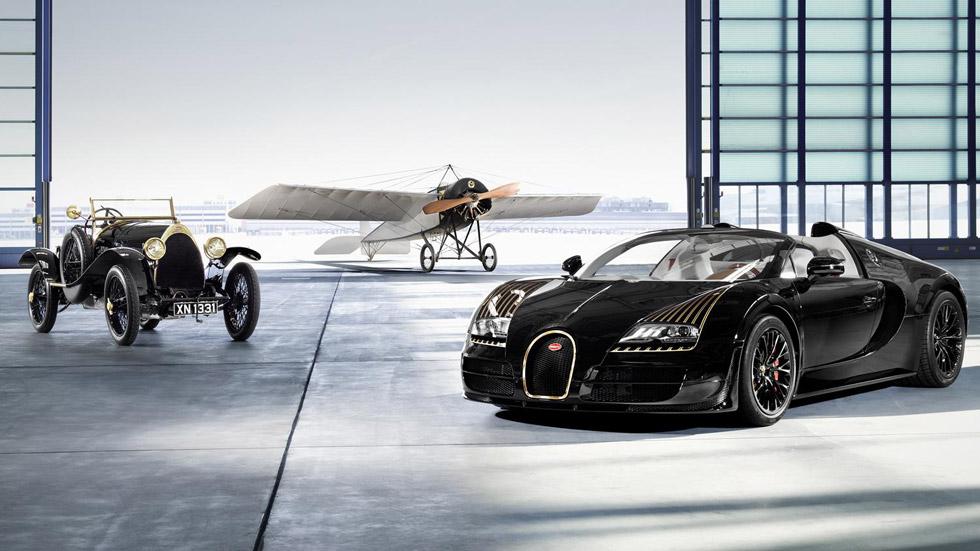 Bugatti Veyron Grand Sport Black Bess, la quinta esencia