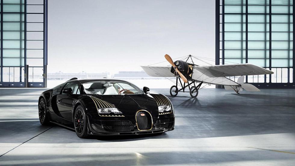El Bugatti Veyron Grand Sport Vitesse Legend Black Bess, en vídeo