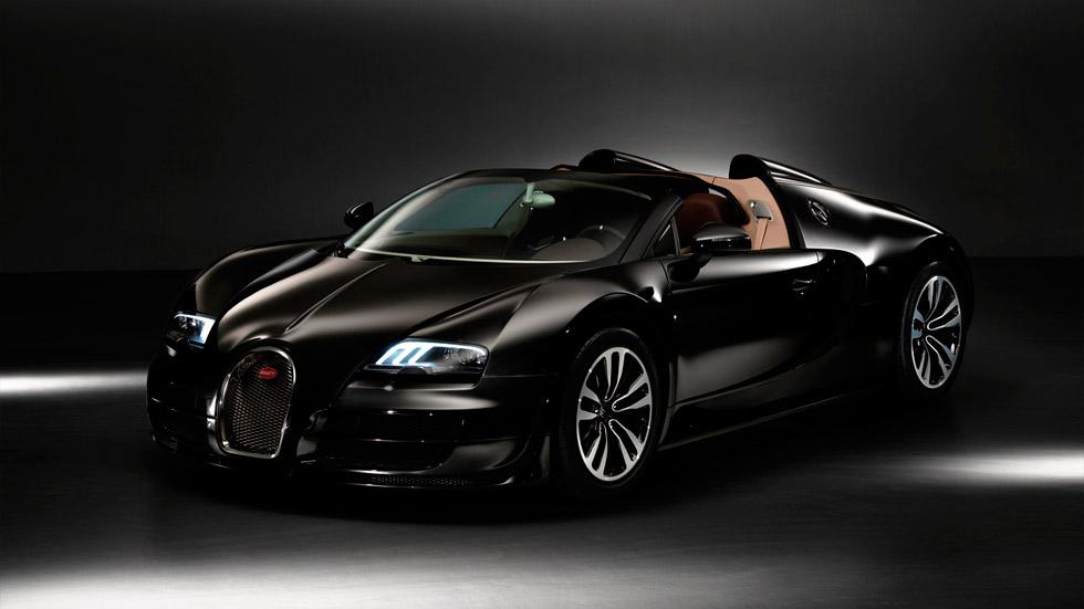 Bugatti Veyron 'Jean Bugatti' Legend Edition