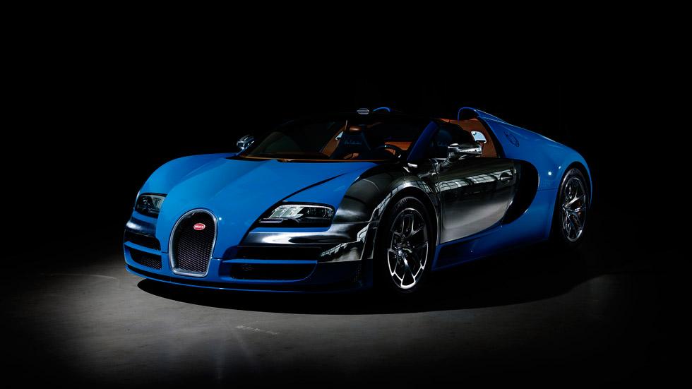 Bugatti Veyron Legend 'Meo Costantini': la tercera estrella francesa