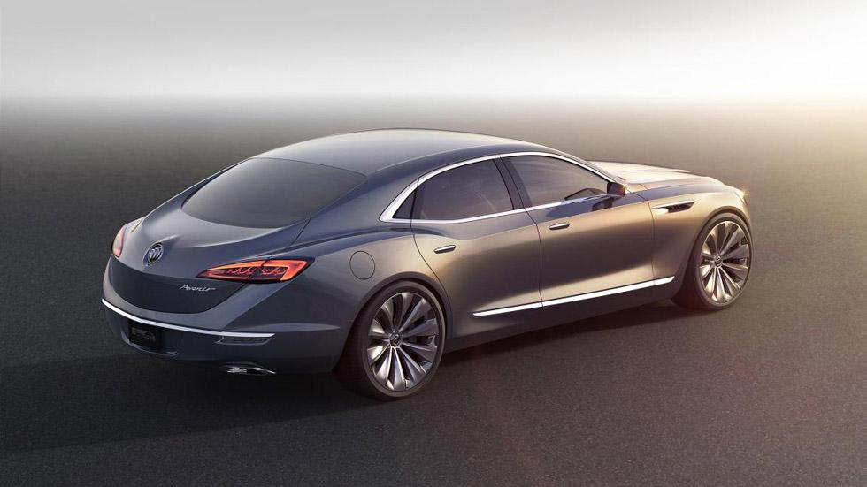 Buick Avenir Concept, la elegancia personificada