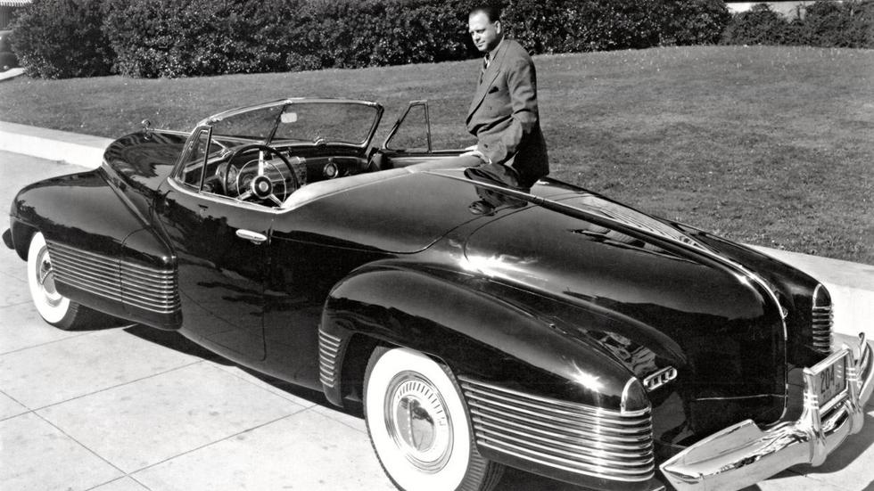 Buick Y-Job, el primer coche concepto de la historia