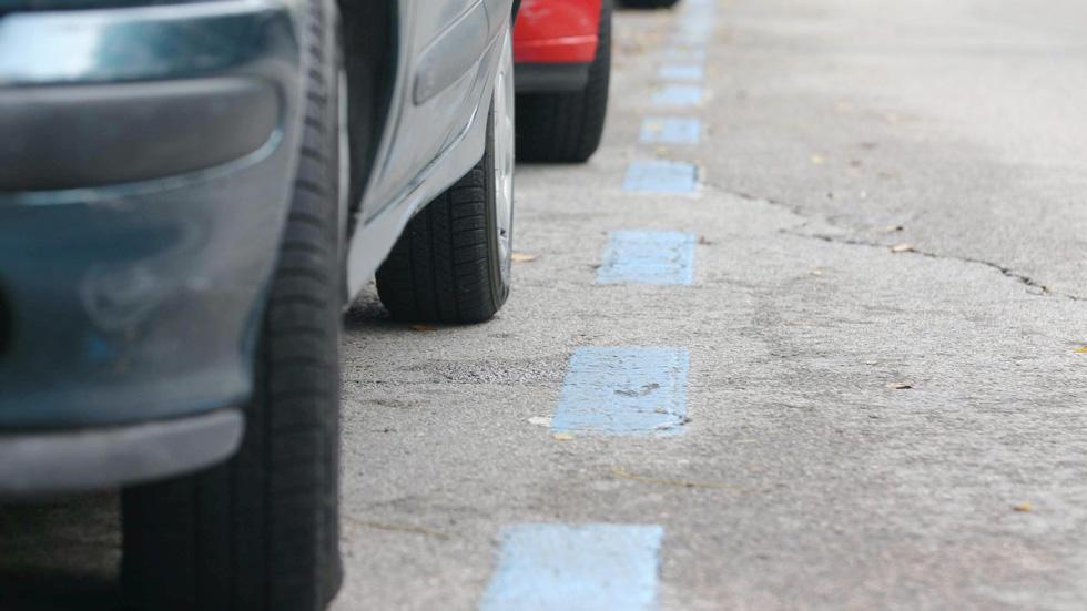 Buscar aparcamiento, lo que más nos estresa