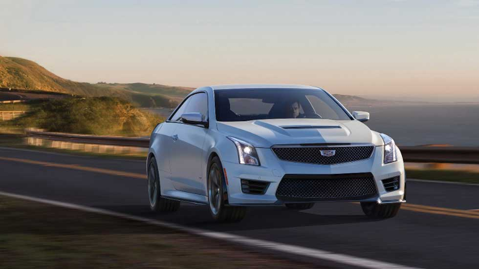 Cadillac ATS-V 2015, fuerza bruta 'made in America'