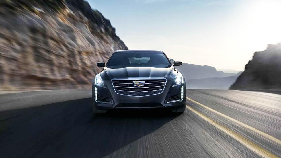 Cadillac CTS 2015, lujo y refinamiento actualizados