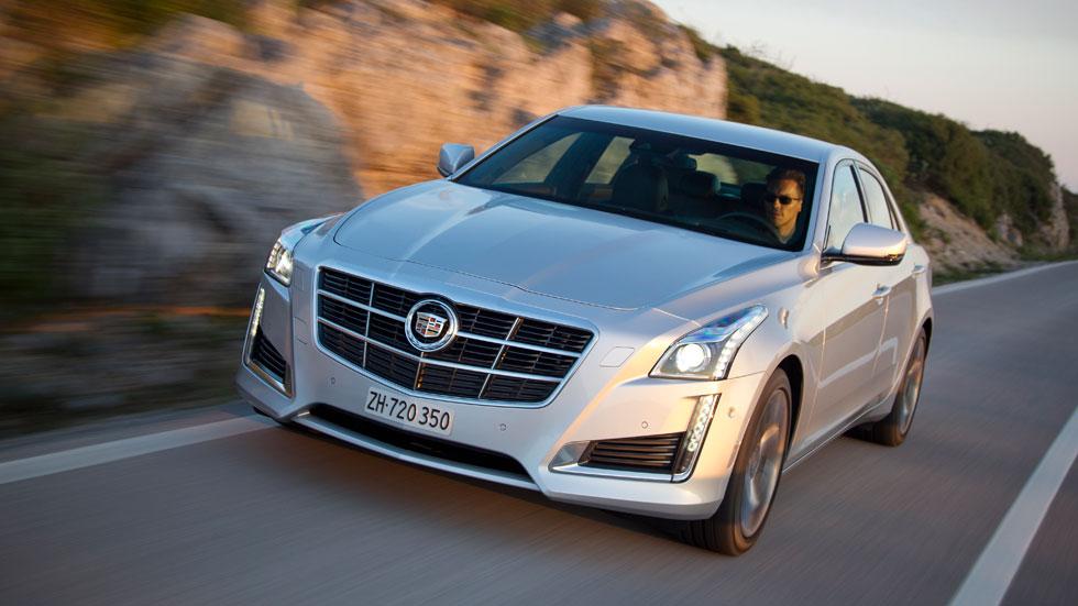 Contacto: Cadillac CTS 2.0 Turbo AT, americano en Europa