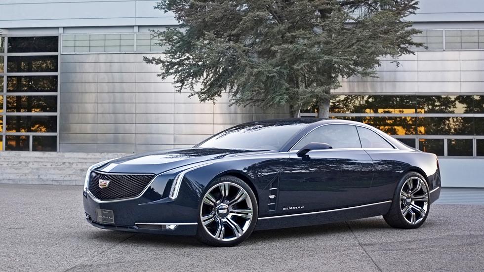 Cadillac Elmiraj Concept, puro espectáculo