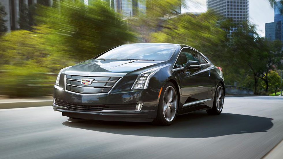 Cadillac ELR 2016: datos y fotos del coupé eléctrico de autonomía extendida