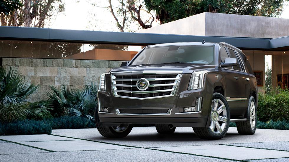 Cadillac Escalade 2015, SUV de lujo a la americana