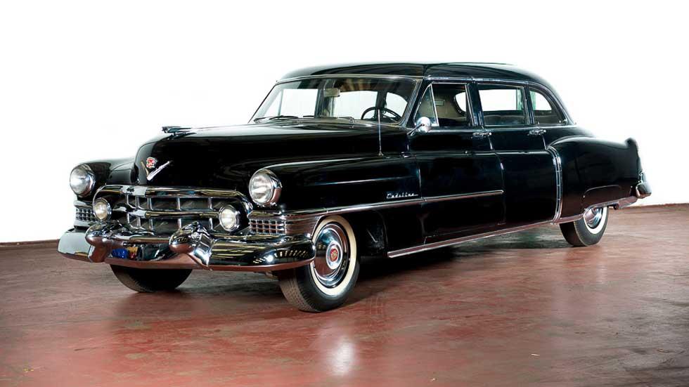 El Cadillac Limusina de 'Evita' sale a subasta