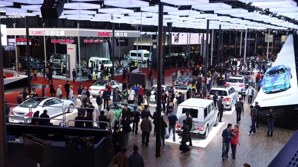 Caen las ventas de coches en el mundo en febrero de 2015