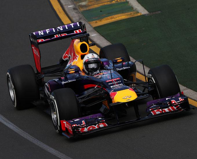 GP Australia: Vettel saldrá desde la primera posición en Australia