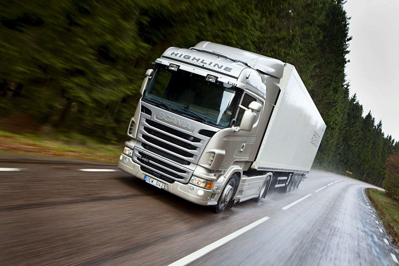 El sector de los camiones, en grave crisis