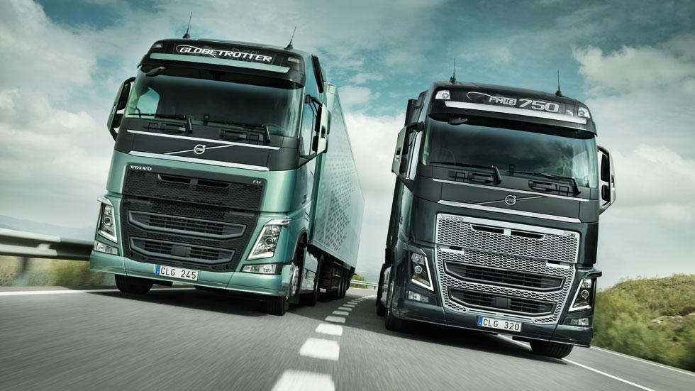 Los 5 camiones más potentes